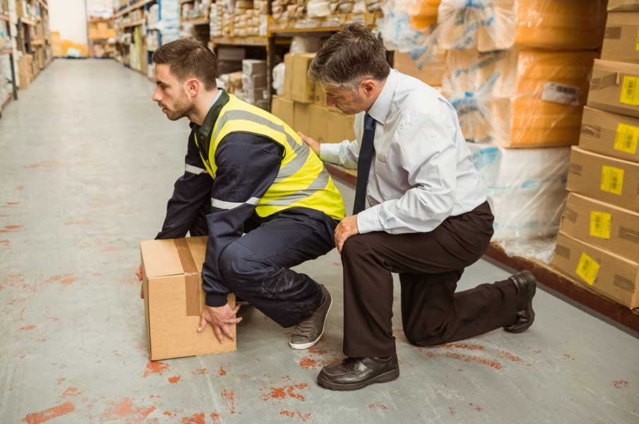 Manual Handling Training Course London